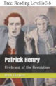 Book Cover Image with Patrick Henry