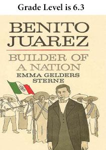 Cover with sketch of Juarez