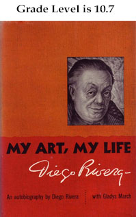 cover with photo of Diego Rivera