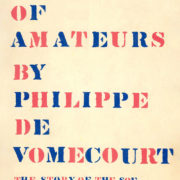 the cover of An Army of Amateurs