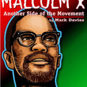 Color Portrait of Malcolm X