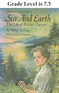 Cover with a sketch of Carson