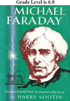 Cover with Image of Michael Faraday