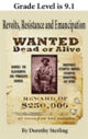 Wanted Poster on Book Cover