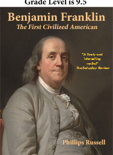 Cover with Image of Ben Franklin