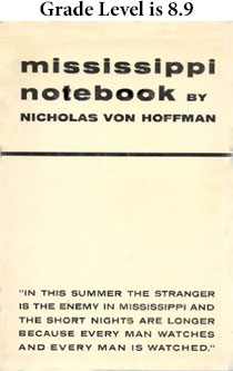 With Title Mississippi Notebook