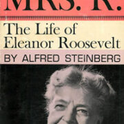 Cover with Photograph of Eleanor Roosevelt
